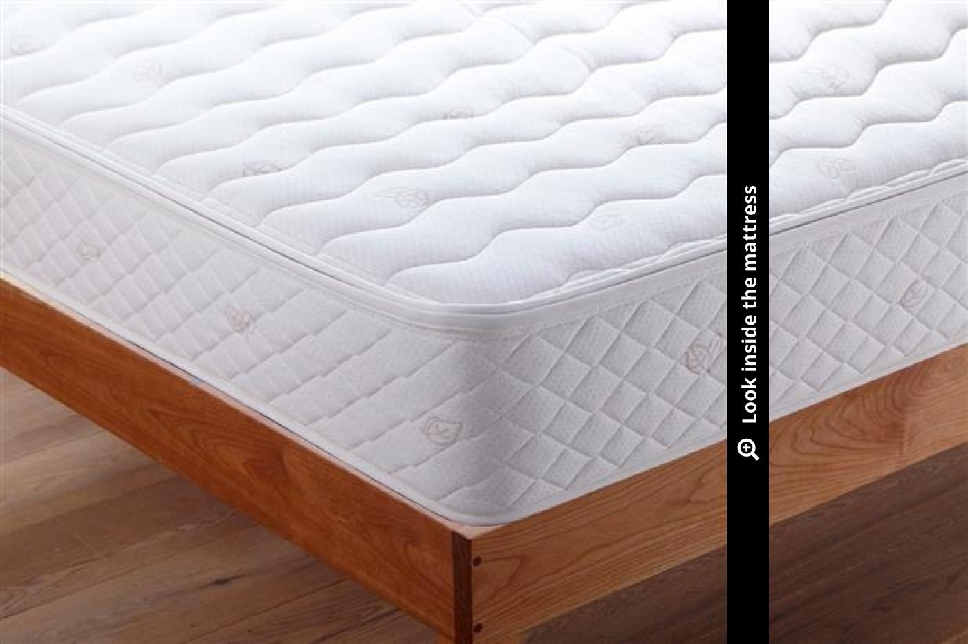 Latex Classic Berekeley Ca European Sleep Works